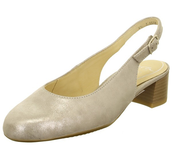 71fcb02b2b51 ARA - Sandále - Dámska uzatvorená sandála na nízkom podpätku značky Ara