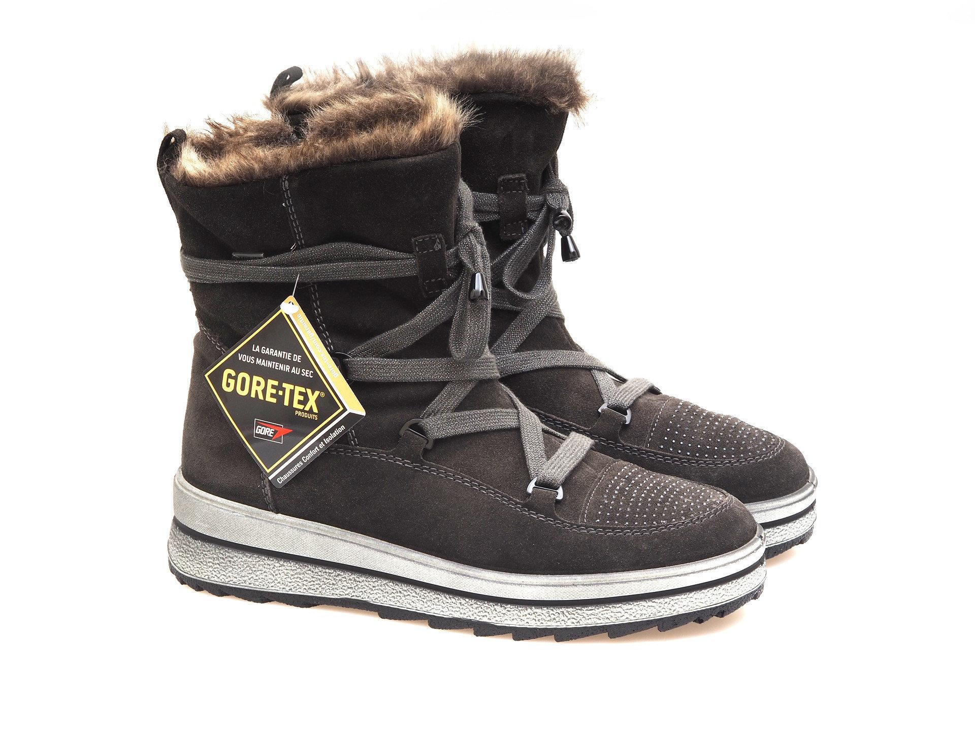 ARA - Kotníčky - Gore-texová dámska obuv značky Ara 4b3adf21d62