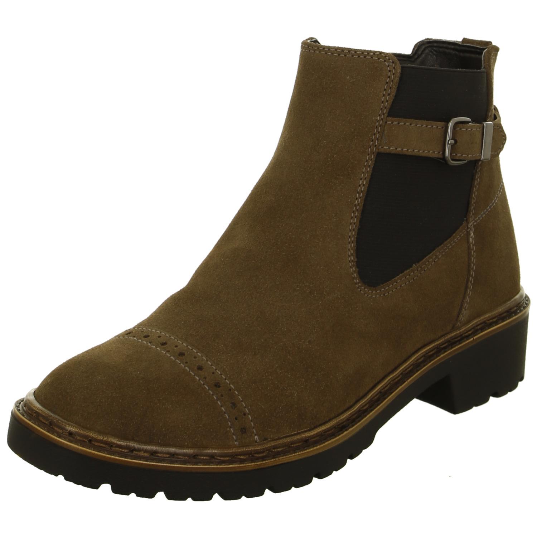 ARA - Kotníčky - Hnedá dámska členková obuv značky Ara dfbc6ef9f6