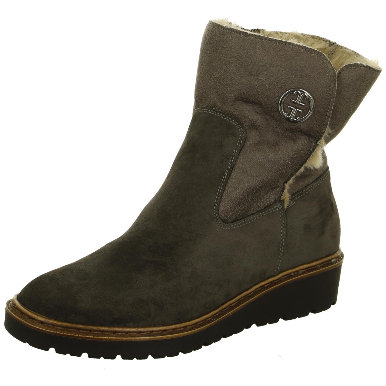 ARA - Čižmy - Hnedá dámska kožená obuv členková značky Jenny a0b45c7a21
