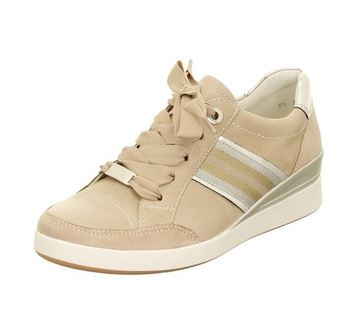 60ba63f3c9577 Béžová dámska obuv športová-vychádzková značky Ara zľava ...