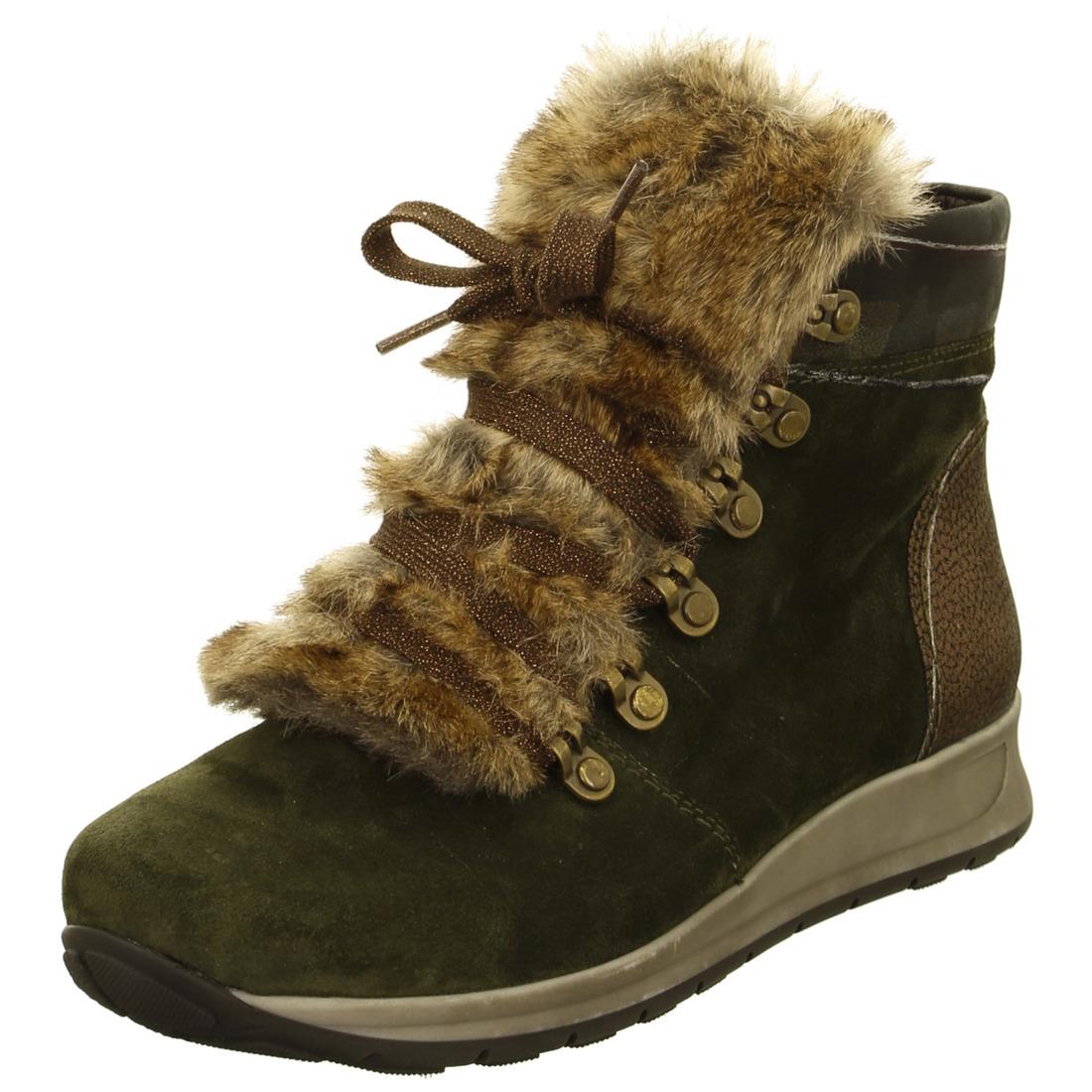 Ara kotníčky dámska obuv šnurovacia zateplená značky ara jpg 1100x1100 Damska  obuv 680c7fb1c48