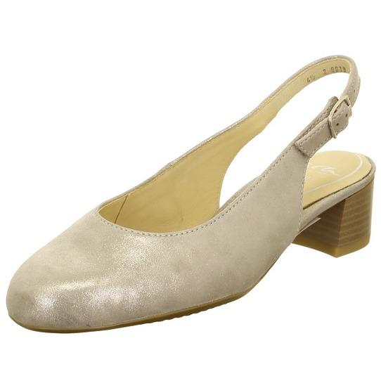 654f67a82 Dámske uzatvorené sandále na nízkom podpätku značky Ara zľava - 20% Popis28 Doprava  zadarmo