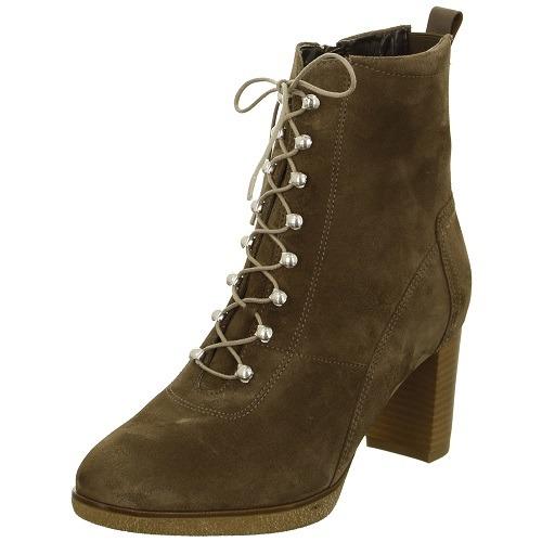 3f0f52aa1eec ARA - Kotníčky - Hnedá dámska členková obuv značky Jenny
