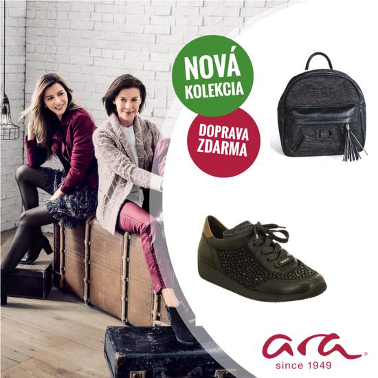 4a169428e27b ARA - Novinky - Obuv značky Ara na novú sezónu Jeseň Zima 2018