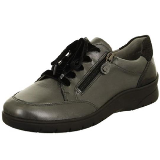 39430cfb4361 Šedá dámska športová obuv značky ara Doprava zadarmo